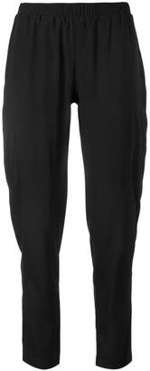 Le Tricot Perugia straight-leg trousers