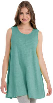 Neon Buddha Morning Tunic Tank Extra Large