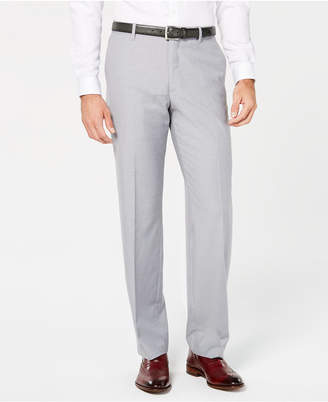 INC International Concepts I.N.C. Men's Grey Classic-Fit Pants, Created for Macy's