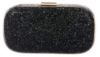 1ca1d0e974 Anya Hindmarch Glitter Clutch - ShopStyle