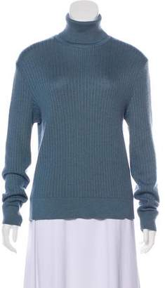 Nina Ricci Cashmere Knit Turtleneck