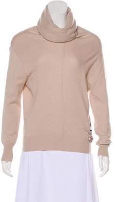 Louis Vuitton Embellished Turtleneck Sweater