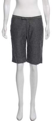 Rogan Patterned Knee-Length Shorts
