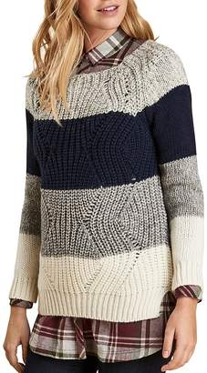 Barbour Padstow Chunky Knit Sweater