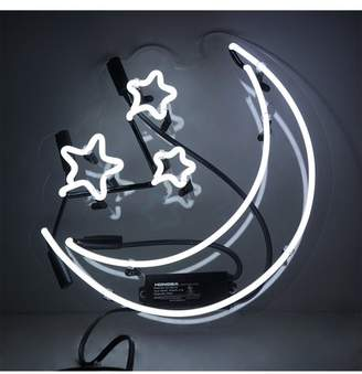 Oliver Gal Gallery Moon & Stars Neon Sign