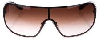 Dolce & Gabbana Shield Gradient Lenses