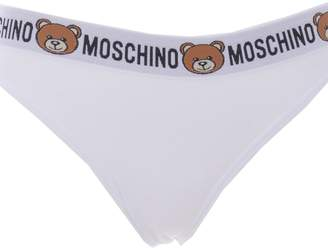 Moschino Bear Print Briefs