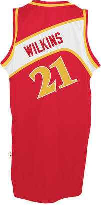 adidas Men's Dominique Wilkins Atlanta Hawks Swingman Jersey