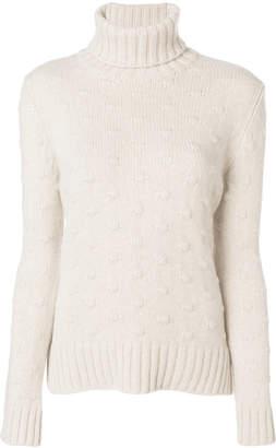 Asolo Borgo bubble knit jumper