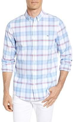 Vineyard Vines Cape Poge Tucker Slim Fit Plaid Sport Shirt
