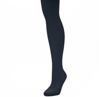 Apt. 9 Plus Size Fleece-Lined Tights