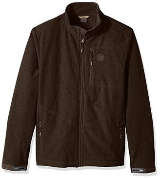 Wrangler Men's Water Repellent Trail Jacket-Big and Tall