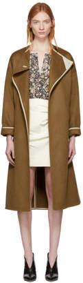 Isabel Marant Brown Fargo Timeless Coat