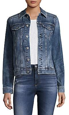 AG Jeans Women's Mya Relaxed Denim Jacket