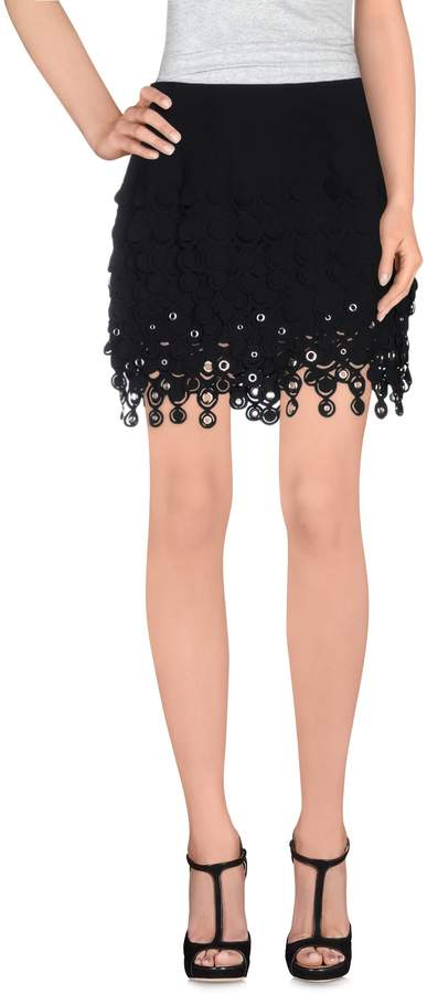 Paco Rabanne Mini skirts - Item 35273849
