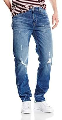 Cross Jack Men's Jeans - Blue