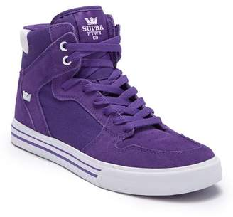 Supra Vaider Suede High Top Sneaker