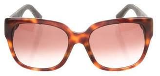 Max Mara Oversize Tinted Sunglasses