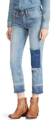 Polo Ralph Lauren Waverly Cropped Jeans