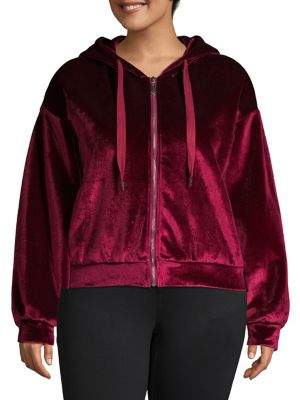 111fbeb7356 Red Plus Size Sweats   Hoodies - ShopStyle Canada