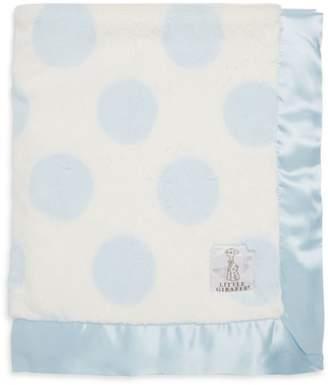 Little Giraffe Luxe Spot Baby Blanket