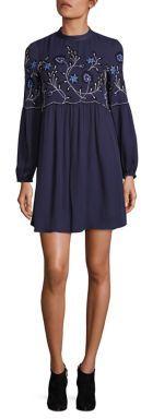 Parker Sadie Embroidered Boho Dress $248 thestylecure.com