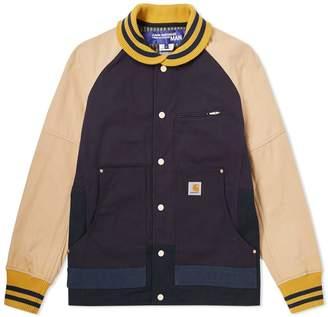 Junya Watanabe x Carhartt Varsity Jacket