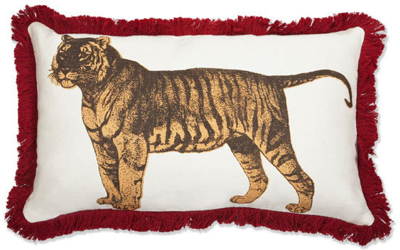 Thomaspaul - Bazaar Tiger Pillow