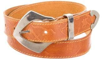 Carlos Falchi Belt