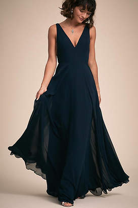 Anthropologie Colby Wedding Guest Dress