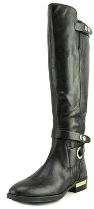 Vince Womens Prini Leather Almond Toe Knee High Fashion Boots