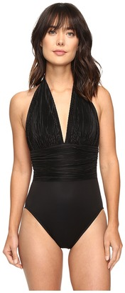 Magicsuit - In The Fold Yves One-Piece Women's Swimsuits One Piece $154 thestylecure.com