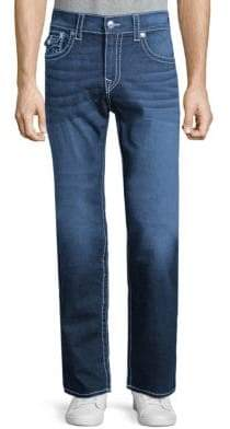True Religion Big T Straight-Leg Jeans