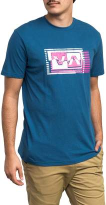 RVCA Copy Box Logo T-Shirt