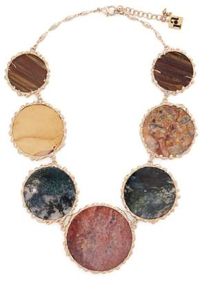 Rosantica By Michela Panero - Wallace Agate Necklace - Womens - Multi