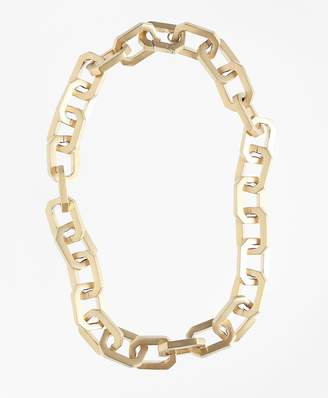 Iconic Link Necklace $428 thestylecure.com