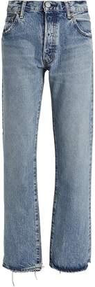 Moussy Vintage Norwalk Straight Leg Jeans