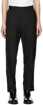 Tiger of Sweden Black East Trousers