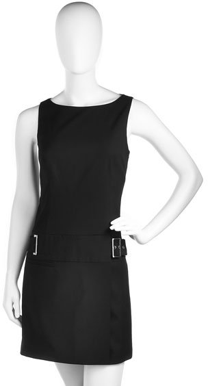 Laundry by Shelli Segal Belted Sheath Dress
