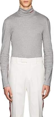 Calvin Klein Men's Logo Cotton Turtleneck T-Shirt