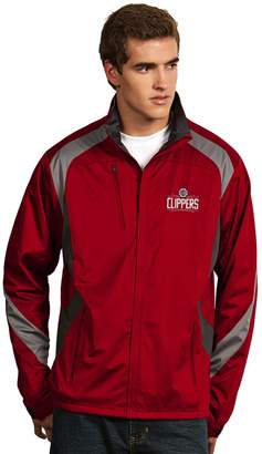 Antigua Men's Los Angeles Clippers Tempest Jacket