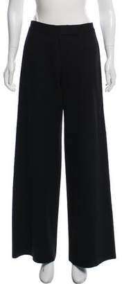 Calvin Klein Collection Wool Wide-Leg Pants