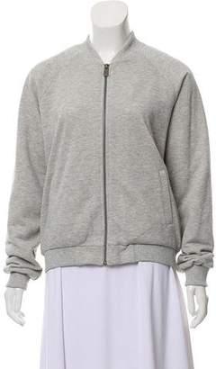 Anine Bing Casual Zip-Up Jacket