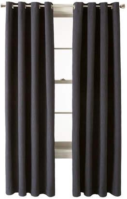 STUDIO BY JCP HOME StudioTM Newman Grommet-Top Curtain Panel