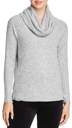 Joie Soft Cappella Cowl-Neck Sweater