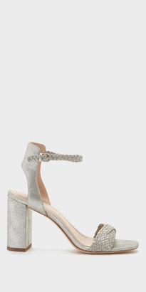 Hazel | Black Leather Shoes | Shop Pour La Victoire $275 thestylecure.com