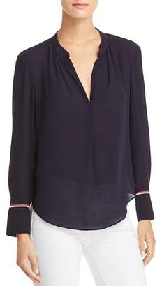 Joie Nichols B Trim-Detail Top