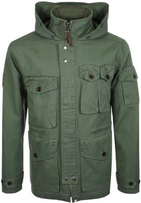 Pretty Green Belfast Jacket Khaki