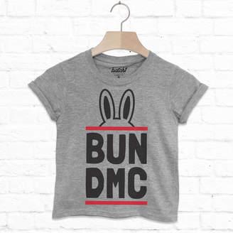 Batch1 Bun Dmc Unisex Children's Hip Hop Rabbit Slogan T Shirt