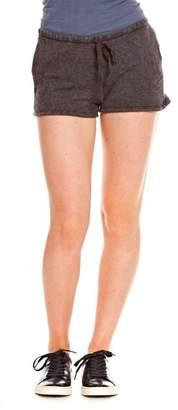 Project Social T Black Shorts